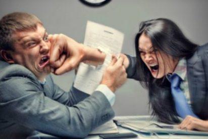 ¿Tienes un repugnante enemigo en el trabajo y todavía no lo sabes?