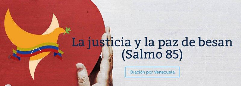 Los Escolapios convocan una oración comunitaria por Venezuela en Roma
