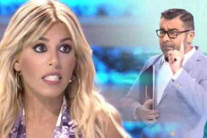 Jorge Javier Vázquez expulsa a Oriana del plató de 'Supervivientes'
