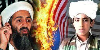 El censurado vídeo del rabioso hijo de Bin Laden animando a