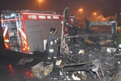 El Papa lamenta el incendio que cobró la vida a tres jóvenes gitanas
