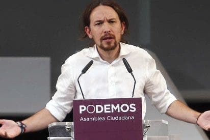 El audio de una reunión de Podemos que deja con el culo al aire a sus fuentes de financiación