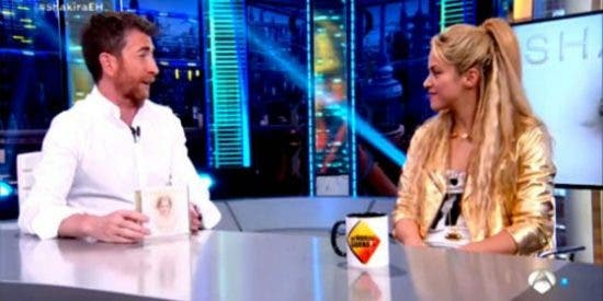 ¿Por qué estuvo Shakira tan incómoda con Pablo Motos?