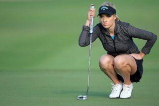 Las fotos íntimas sin censura de la golfista más sexy del mundo que han filtrado los 'hackers'