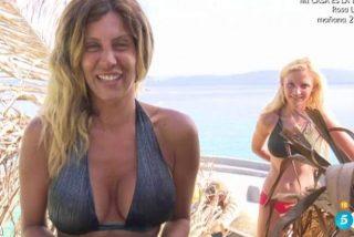 'Supervivientes': Janet vuelve a la isla como zombi y Paola 'resucita'