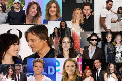 Las 13 parejas que no sabías que eran pareja