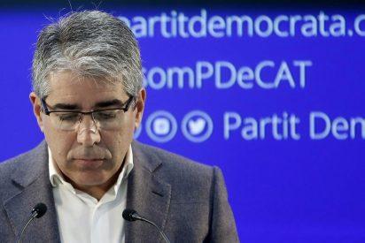 """Francesc Homs: """"Hemos declarado democráticamente la guerra y no tiene marcha atrás"""""""