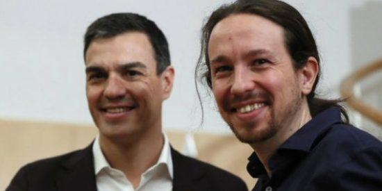 """La resurrección de Pedro Sánchez siembra el pánico en el PP: """"A falta de un Pablo Iglesias, ahora tenemos dos"""""""