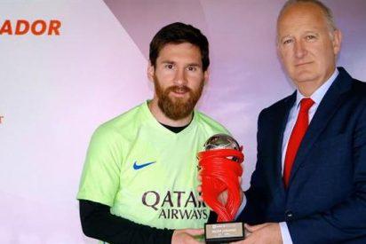 Pichichi Messi, el terror de las porterías
