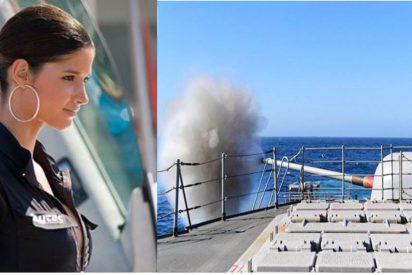 El triángulo sexual en un buque que lucha contra ISIS levanta ampollas