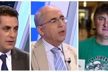 """Rosell y Naranjo aporrean de lo lindo al """"idiota y gilipollas"""" de Juan Porras y su 'Prinzipito'"""