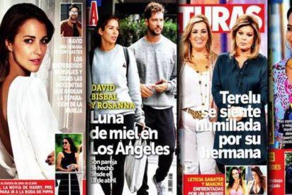Terelu Campos: Continúa el calvario, ahora con su hermana de verdugo