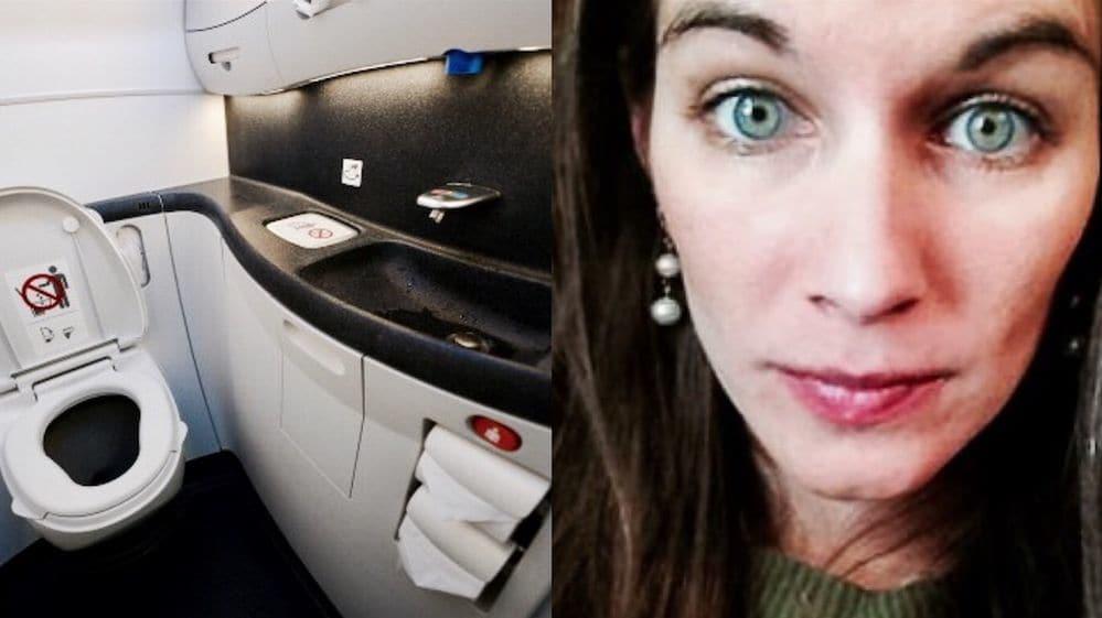 La humillada pasajera de United Airlines que fue obligada a mear en un vaso