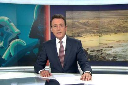 Matías Prats hace el peor chiste de la historia sobre Star Wars