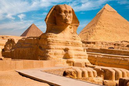 [VÍDEO] Jubilado Español podría haber descubierto el mayor secreto de las pirámides de Egípto