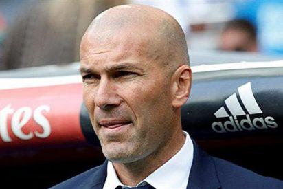 Puñetazo en la mesa de Zidane: la doble decisión que amenaza con un 'terremoto' en el Madrid