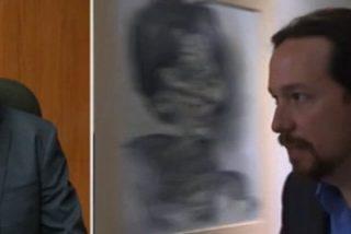 """Pedro Quevedo zarandea a Iglesias por faltón: """"¡Qué se ha creído este señor, esto es nuevo caciquismo!"""""""