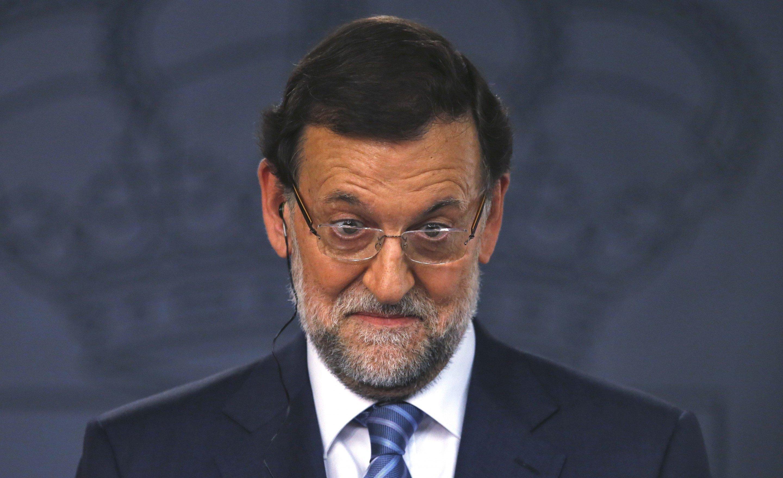 """Mariano Rajoy a Ramón Espinar: """"En lugar de tanta coca-cola, tome tila"""""""