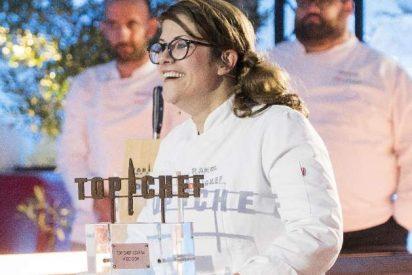 Rakel 'pincha' la Estrella Michelín de Víctor y gana la cuarta edición de 'Top Chef'