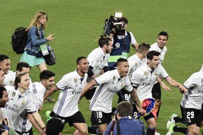 Real Madrid campeón de España