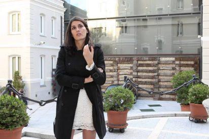 Se llama Rebeca, es Segoviana y una de las figuras con más proyección empresarial en el mundo