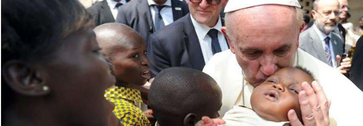 """Francisco clama que """"callen las armas y prevalezca el diálogo"""" en Centroáfrica"""