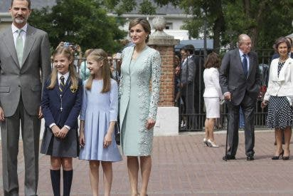 Los regalos de Felipe y Letizia a la infanta Sofía por su Comunión
