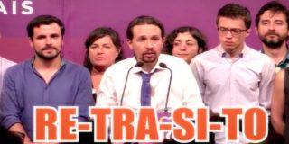 El vídeo que no pudo censurar Iglesias y muestra las marranadas de los 'retrasaditos' podemitas