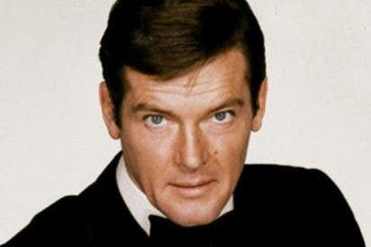 Muere el actor Roger Moore