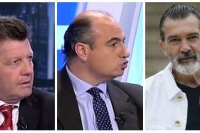 El contundente estacazo de Alfonso Rojo y Manuel Marín a la rancia izquierda por boicotear salvajemente el proyecto de Antonio Banderas