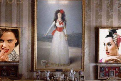 ¿Qué hacen Rossy de Palma o Macarena Gómez en el Palacio de Liria?