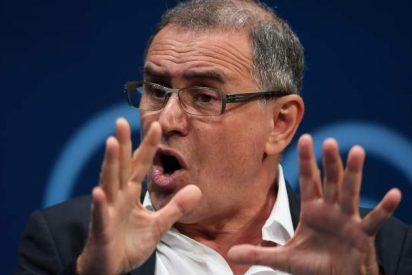 """Nouriel Roubini: """"Los inversores subestiman la amenaza de un verdadero cisne negro"""""""