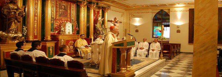 Rouco desacredita al Papa Francisco ante los seminaristas de Murcia