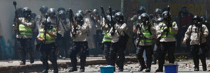 """Los obispos venezolanos advierten de la deriva hacia """"un sistema totalitario, militarista, policial, violento y represor"""""""