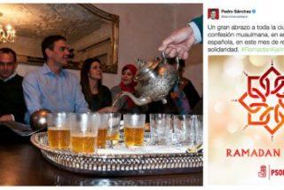 Twitter despelleja al señor del 'no es no' por comulgar con Mahoma y despreciar cruelmente a los cristianos