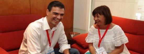 Armengol no se aclara: cree ahora que López debe retirarse y votará a Sánchez
