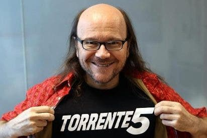 El actor y director Santiago Segura alias 'Torrente', ingresado en un hospital