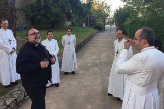 """Jesús Sanz: """"Debido a mi lío y confusión por esta situación tan compleja, la Santa Sede me tiene que ayudar"""""""