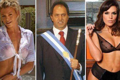 Scioli y el escándalo sexual en Argentina: un embarazo, un chat erótico y una exmujer furiosa