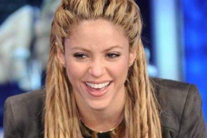 Shakira da la nota 'promoviendo' la independencia de Cataluña