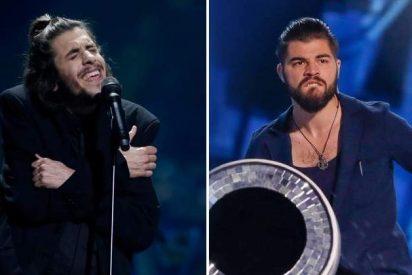 """Eurovisión: el rumano llama """"enfermo mental"""" y """"teatrero"""" a Salvador Sobral"""