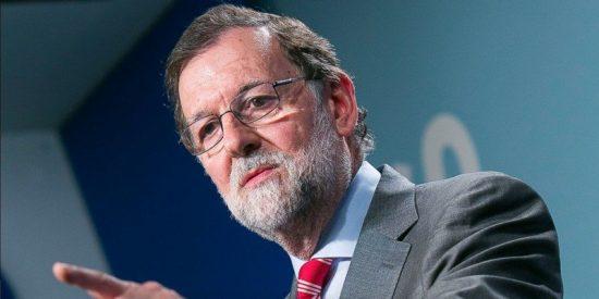 Mariano Rajoy da por cerrada la vía de diálogo con la Generalitat de Cataluña