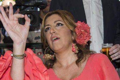 Susana Díaz obtiene 5.000 avales más que Pedro Sánchez