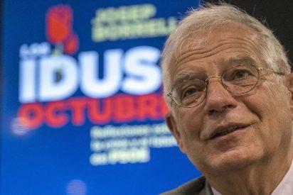 "Josep Borrell: ""Aquí ha habido un asesinato político con Pedro Sánchez"""
