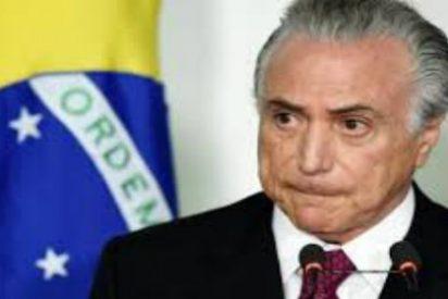 El audio de Michel Temer pactando pagar un soborno que deja helado a Brasil