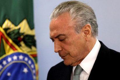 El diario más importante de Brasil pide la renuncia del presidente Michel Temer