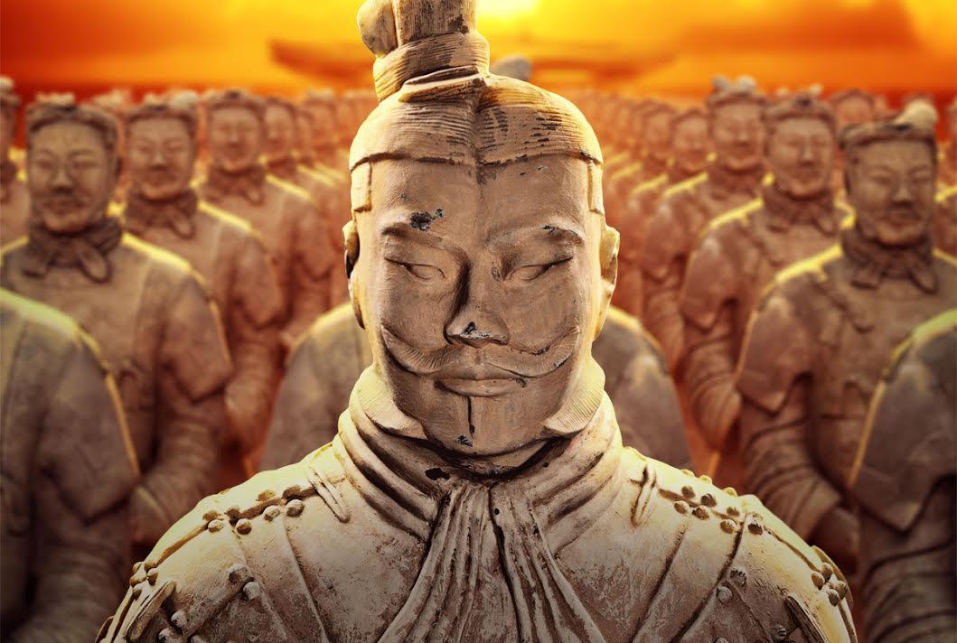 ¿Por qué nunca se ha abierto la tumba que vigilan los Guerreros de Terracota en China?