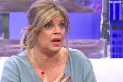 """Terelu se cabrea cuando la pillan besándose con un compañero: """"¡Hace dos años que no me como una rosca!"""""""