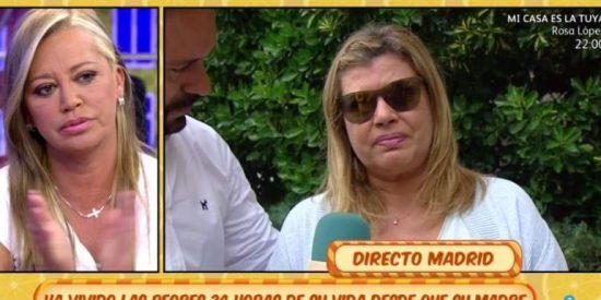 """Terelu Campos se derrumba: """"María, la asistenta, salvó la vida a María Teresa"""""""