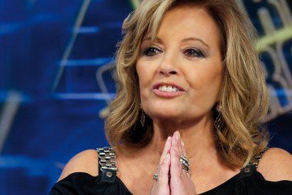 Mª Teresa Campos no se plantea dejar la televisión